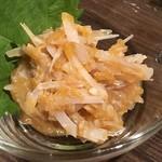 山鶏 ハナレ - 梅水晶