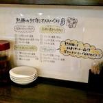 熟豚 - おすすめチャート