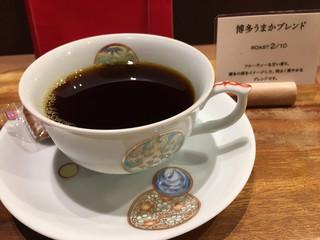 豆香洞コーヒー 博多リバレインモール店