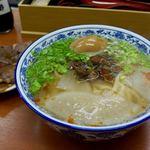 蘭州料理 ザムザムの泉 - ザムザムセット 1380円