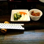 熟豚 - 佃煮ぽいのウマぃ☆