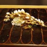 魚石 - 料理写真:「握らない鮨」ウロリ