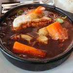 レストラン ユっぴー - 料理写真:ビーフシチュー