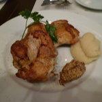 シンプルキッチン - 鶏もも肉のコンフィ
