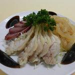 中国料理 大中華 - 四種前菜盛り合わせ