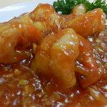 中国料理 大中華 - 大エビチリソース