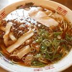 いっぽん - 料理写真:尾道ラーメン 600円