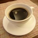 ヴィーガン カフェ テラ - 玄米コーヒー…クーポン持参でサービス