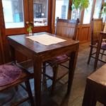 ヴィーガン カフェ テラ - テーブル席