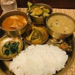 ネパール料理バルピパル - 料理写真: