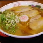 和歌山ラーメン紀一 - 料理写真:ラーメン
