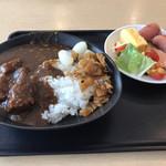 94765685 - ゴロゴロお肉(*^◯^*)