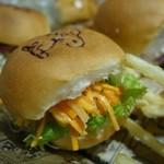 PEANUTS Cafe - 「ザ グースエッグス スライダー」