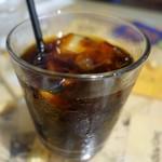 PEANUTS Cafe - アイスコーヒー