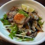 魚彩 なかもと - 赤ナマコ酢