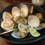 魚彩 なかもと - 焼き蛤