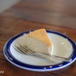 フカダソウカフェ - ベイクドチーズケーキ