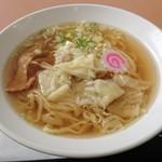 94770783 - 佐野ワンタン麺 420円