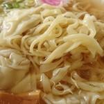 94770815 - ピロピロ麺をアップ!