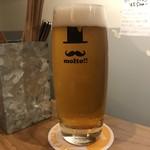 94775378 - その苦味、爽快につき。ラガー molto!! ×大山Gビール Mサイズ