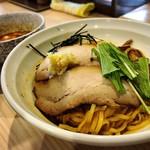 拉麺 大公 - 辛味噌つけ麺onチーズ