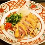 みつぼ - 大山鶏ももタタキ