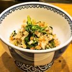 みつぼ - 菊菜おひたし