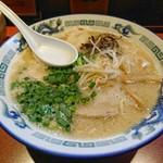 麺屋一の坊 - 料理写真:とろ肉ご飯セット[¥850]
