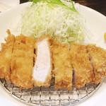 94777616 - ロースカツ定食
