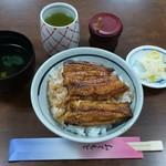 94777728 - うなぎ丼(1400円)