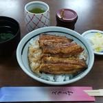 94777730 - うなぎ丼(1400円)