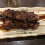 まる福 - ◎スタミナ焼3本 320円