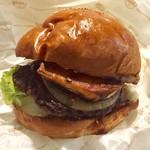 Becker's - 信州ジビエ 別格 ザ★鹿肉バーガー