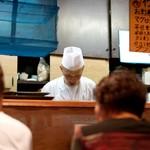 日本料理 岩戸 - 店主・森氏