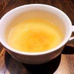 9478508 - Rock Pot @練馬区錦 ランチの野菜コンソメスープ
