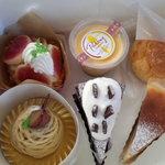 菓子工房 そぉら - 料理写真:本日のお買い上げ