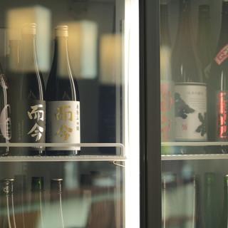 晴れやかな日本の酒のマリアージュをご提案
