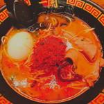 一蘭 - ICHIRAN 5選(1.490円)に「秘伝の辛味:15倍(120円)」を追加