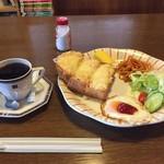 コーヒーハウス アキラ - 料理写真: