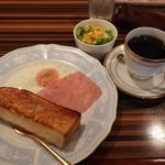 カフェカカロット - 料理写真:今回食べたもの