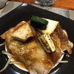 創作フレンチ鉄板Hanasaki - 豚ロース生姜焼