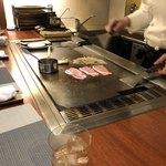 創作フレンチ鉄板Hanasaki - 鉄板焼き