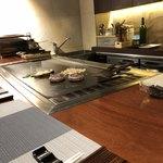 創作フレンチ鉄板Hanasaki - 鉄板