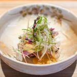 東山 吉寿 - 料理写真:鰹のわら燻製