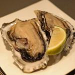 LOOP - 厚岸の生牡蠣