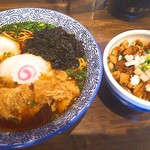 LUCY - おろ汁&チャー丼(1,000円)