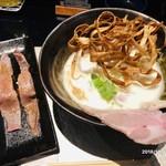 94806502 - 鶏soba&にく寿司