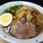 カフェ ド ヴェール - 別府冷麺