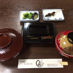 94810723 - うなぎ定食(クローズ状態)