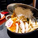"""志可"""" - 塩味ちゃんこ鍋"""